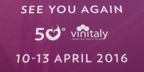 International wine fair Vinitaly in Verona