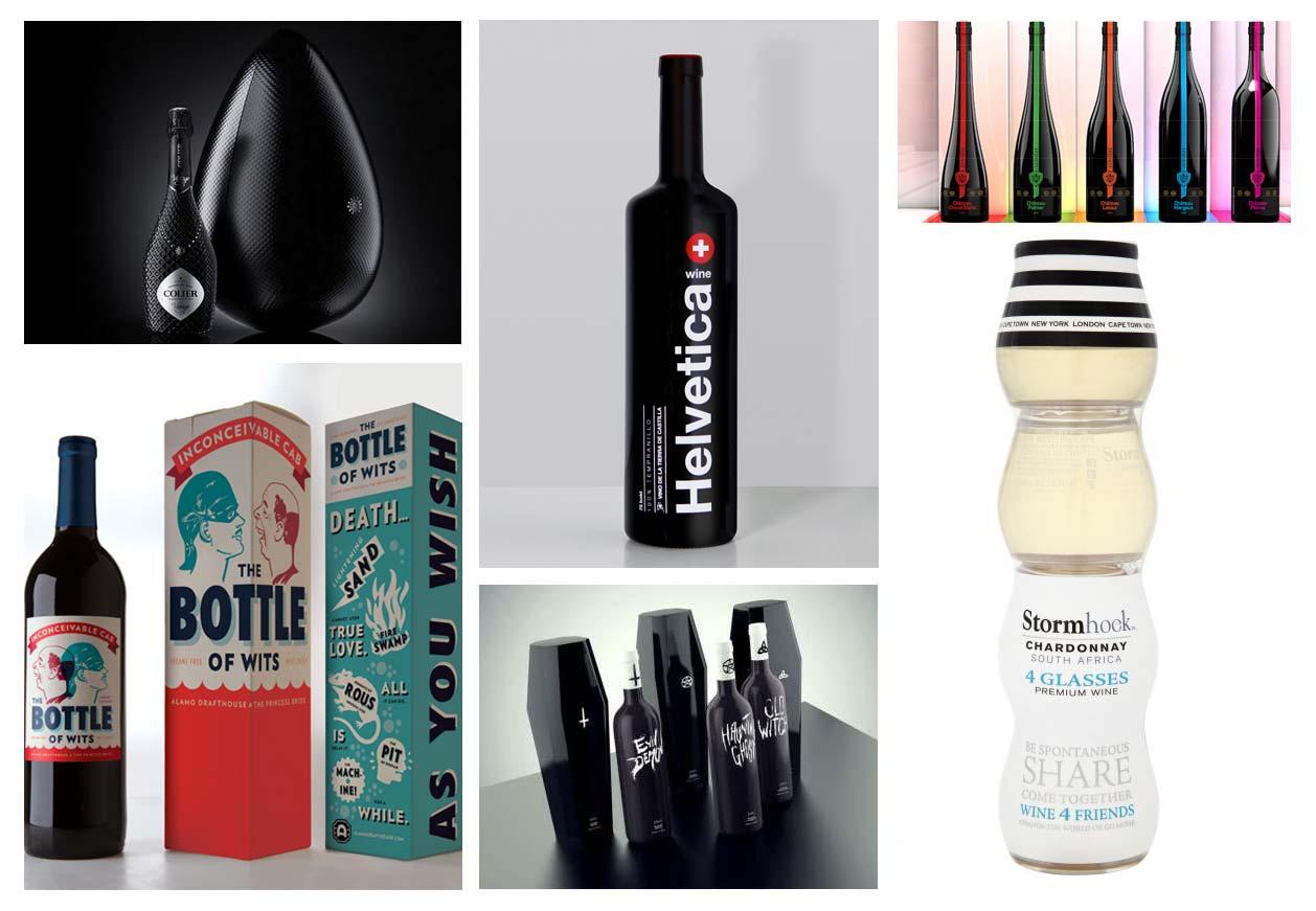 Bottiglie di design accessori exclusive wine - Accessori vino design ...