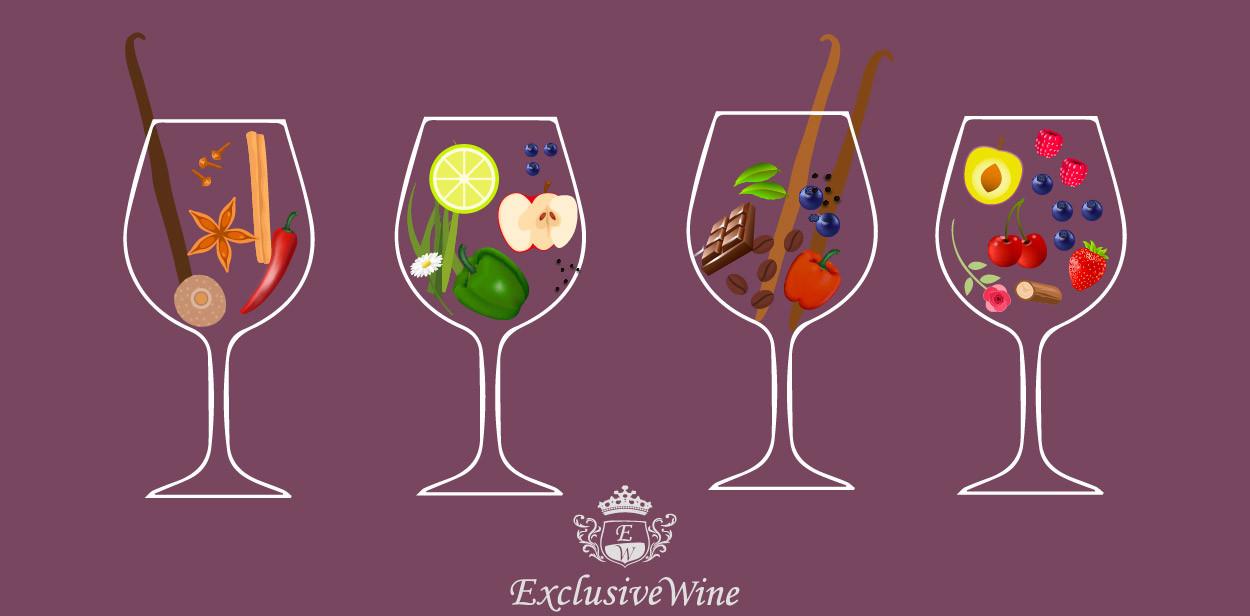 aroma-del-vino-come-degustare-il-vino-degustazione-sentori-aromi-profumi-sapori-portale-ricerca-cantine-enoteche-exlusive-wine